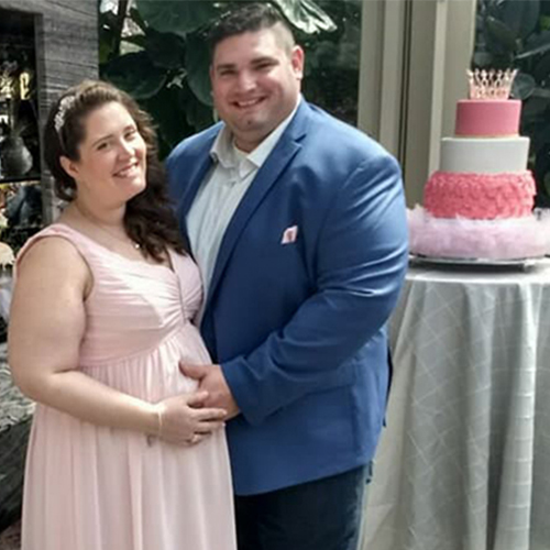 PFL Couple Expecting Baby Girl